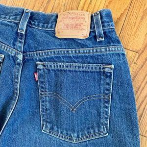 Levi's Vintage 90's Loose Fit Jeans